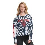 Florida Panthers  Women's Tie-Dye Crew Sweatshirt