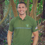 Florida Panthers Sector Delta Polo