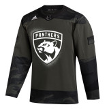 Florida Panthers Military Appreciation Authentic Jersey