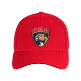 Florida Panthers Coach Structured Flex Cap