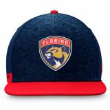 Florida Panthers Authentic Pro Locker Room Snapback Cap