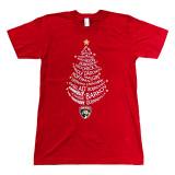florida panthers holiday shirt
