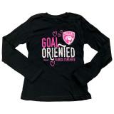 Florida Panthers youth girl goal shirt