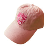 Florida Panthers Women's Pink Cotton Twill Cap