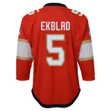 Florida Panthers Youth Home Jersey Ekblad #5