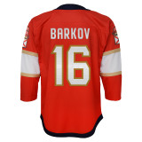 Florida Panthers Youth Home Jersey Barkov #16