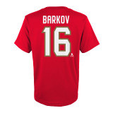 barkov name and number t-shirt