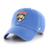 Florida Panthers Blue Razz Clean Up Cap