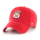 Florida Panthers Flag Red Clean Up Cap