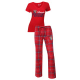 Florida Panthers Women's Halftime Pajama Set