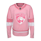 Florida Panthers Youth Girls Pink Jersey