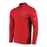 Florida Panthers 1/4 Zip Ultra Streak Pullover