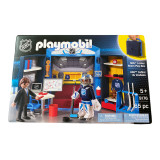 Florida Panthers Playmobil Locker Room Play Box