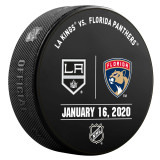 Florida Panthers vs LA Kings 1/16/20 Warmup Puck