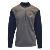 Florida Panthers 1/4 Zip Yard Embroidered Pullover