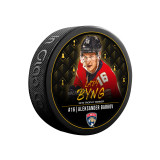 Florida Panthers 2019 Aleksander Barkov Lady Byng Trophy Puck