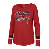 Florida Panthers Women's Courtside Long Sleeve Shirt