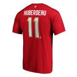 Florida Panthers #11 Jonathan Huberdeau Name & Number Shirt