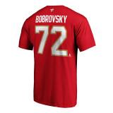 Florida Panthers #72 Sergei Bobrovsky Name & Number Shirt