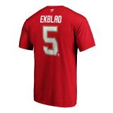 Florida Panthers #5 Aaron Ekblad Name & Number Shirt