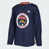 Florida Panthers Authentic Road Practice Jersey