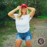 Florida Panthers Women's Stadium ID Mesh Shirt