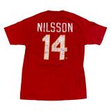 Calgary Flames #14 Kent Nilsson Name & Number Shirt
