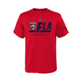 Florida Panthers Youth Authentic Pro Style 2 Shirt
