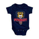 Florida Panthers Infant Popper Stanley Bodysuit