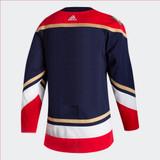Florida Panthers Reverse Retro Adidas Authentic Jersey
