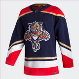 Florida Panthers Reverse Retro Adidas Authentic Jersey