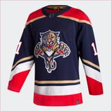 Florida Panthers Reverse Retro #11 Jonathan Huberdeau Adidas Authentic Jersey