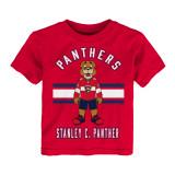 Florida Panthers Youth Mascot Life Shirt