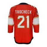 Florida Panthers Youth #21 Vincent Trocheck