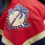 Personalized (CUSTOM NAME/#) Florida Panthers Reverse Retro Adidas Authentic Jersey