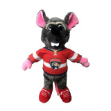 Florida Panthers Plush Viktor E. Rat