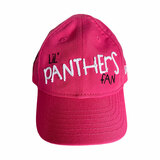 Florida Panthers Infant Lil Cutie Pink Cap
