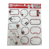 Florida Panthers Standard Gift Tags