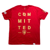 Florida Panthers Lyfe Committed Shirt