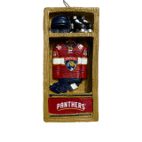 Florida Panthers Locker Room Ornament