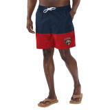 Florida Panthers  Anchor Volley Swim Suit