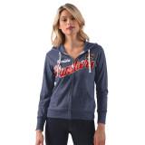 Florida Panthers Women's All America Full Zip Hood Sweatshirt