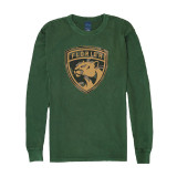 Florida Panthers Custom Camo Long Sleeve Shirt