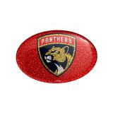 Florida Panthers Color Bling Auto Emblem