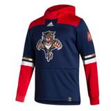 Florida Panthers Reverse Retro Hood Pullover Sweatshirt