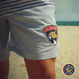 Florida Panthers Warm Up Volley Swim Shorts