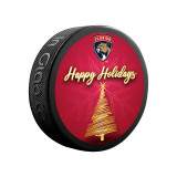 Florida Panthers Holiday Puck