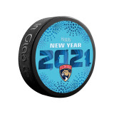 Florida Panthers 2021 New Year Puck