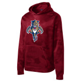Florida Panthers Youth Retro Camohex Hood Sweatshirt