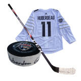 Florida Panther Jonathan Huberdeau Game Used All-Star Collection